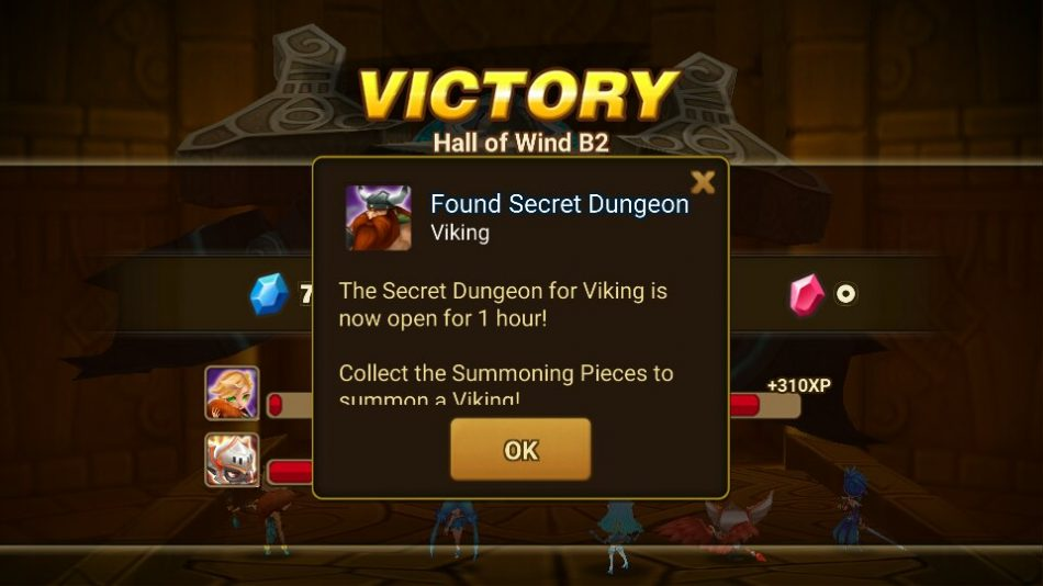 Summoners War Secret Dungeon