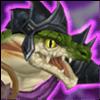 Wind Lizardman Velfinodon Awakened Image