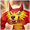 Fire Werewolf Garoche Image