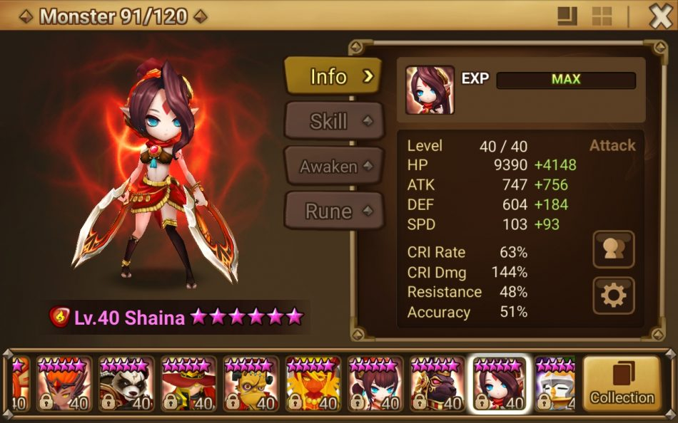 An In-Depth Look on My 20 NEW Six-Stars! (Part 2)