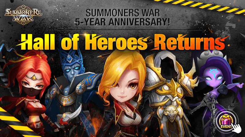 2019 Anniversary Hall of Heroes [Rigel – Water Lich]