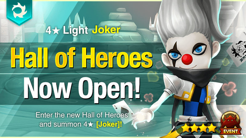 May Hall of Heroes [Figaro: Light Joker] – Tips and Tricks