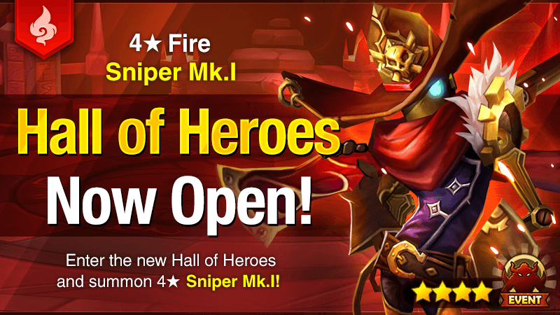 September Hall of Heroes – Carcano [Fire Sniper Mk.I]