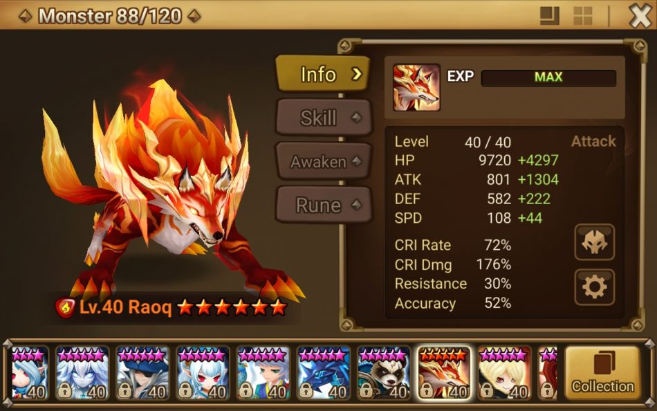 An In-Depth Look on my NEWEST 20 Six-Stars! (Part 1)